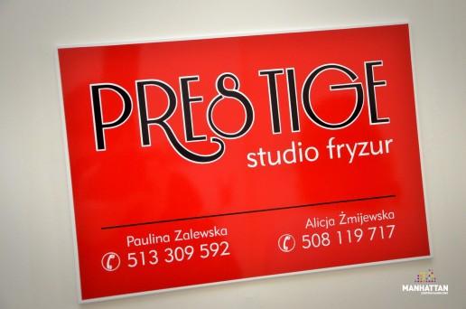 Salon fryzjerski prestige